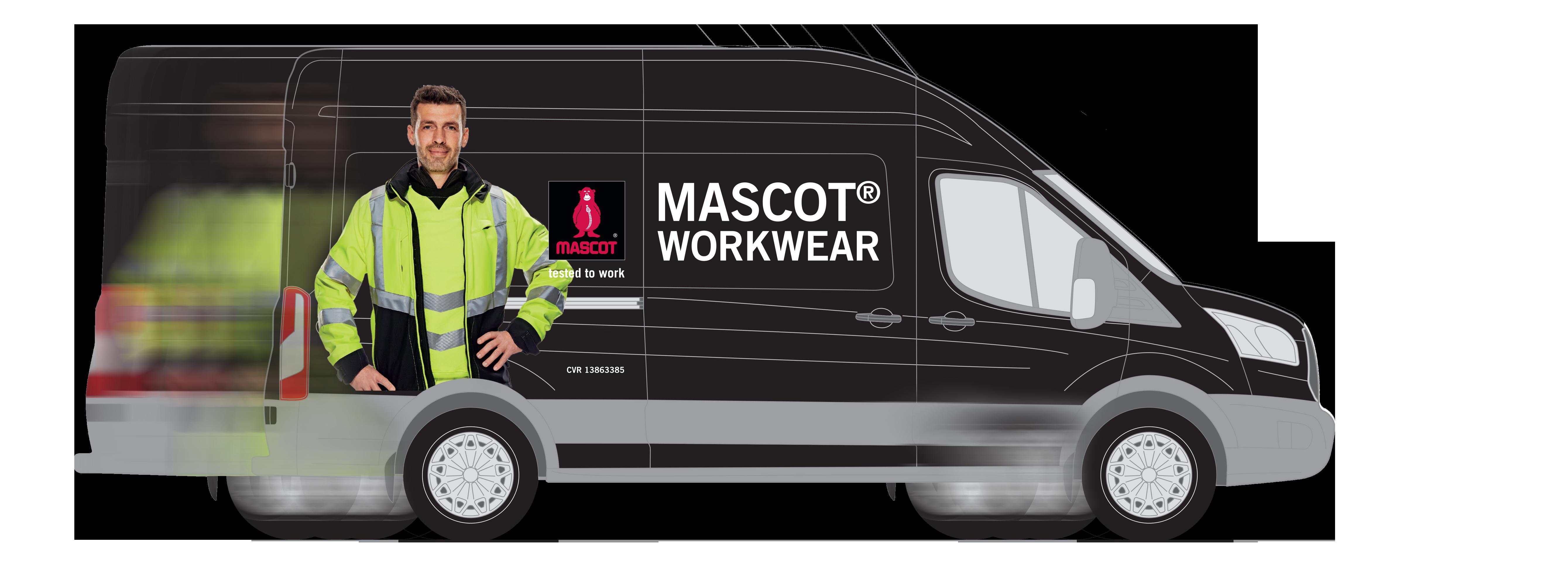 mascot-showvan